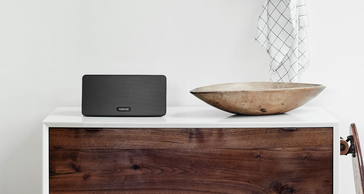sonos-play3-black-kitchen-speaker